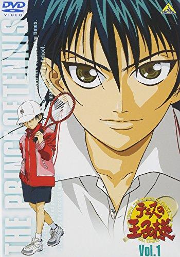 おすすめアニメ キャッチ テニスの王子様 Vol.1 [DVD]