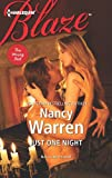 Just One Night (Harlequin Blaze)