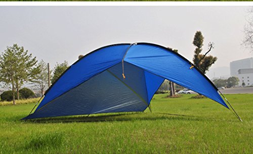 All images of Oxking Outdoor 5-8 People POP UP Canopy Large Tripod Beach Sun Shelter Pergola with Cloth Around UV Protection Garden Party Tents C&ing ... & Best Camping Tents 4 People: Oxking Outdoor 5-8 People POP UP ...