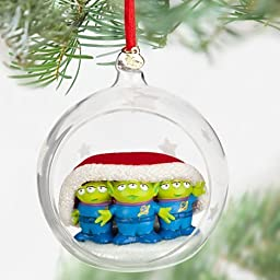 Aliens Sketchbook Ornament - Toy Story by D