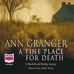 A Fine Place for Death | Ann Granger