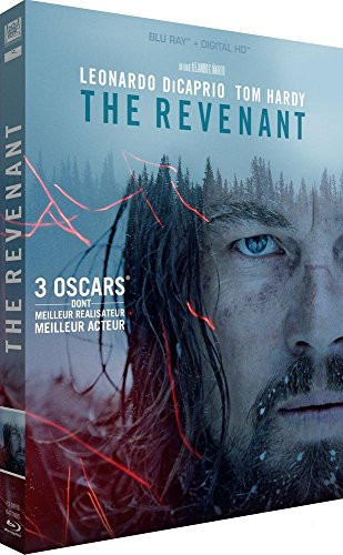 The Revenant [Francia] [Blu-ray]