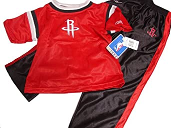 Houston Rockets NBA Kids 2 Piece Jersey Pant Set by Reebok