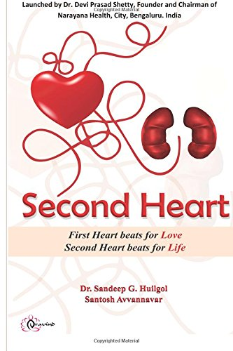 Second Heart: 'First Heart Beats for Love, Second Heart Beats for Life