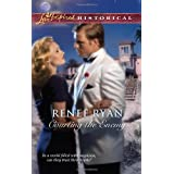 Courting the Enemy (Love Inspired Historical) ~ Renee Ryan