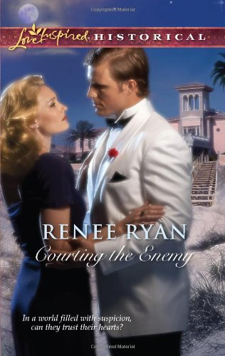 Image of Courting the Enemy (Love Inspired Historical)