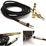 1.2m NEW Replacement Audio upgrade Cable For Sennheiser HD598 HD558 HD518 Headphones