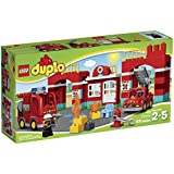 LEGO DUPLO Town 10593 Fire Station Building Kit