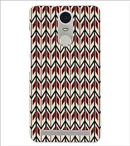 PrintDhaba Pattern D-5920 Back Case Cover for LENOVO K5 NOTE (Multi-Coloured)