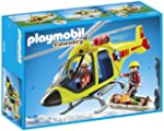 Playmobil 5428 Mountain Rescue Helico...