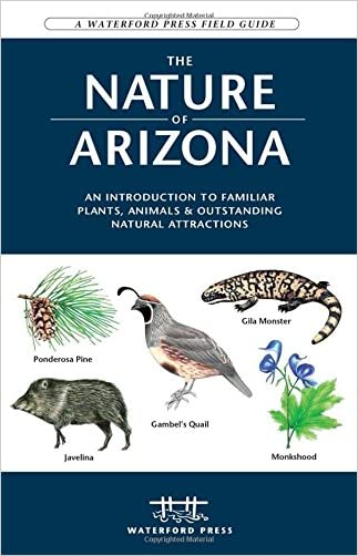 The Nature of Arizona, 2nd ed: An Introduction to Familiar Plants, Animals & Outstanding Natural Attractions written by James Kavanagh