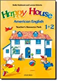 American Happy House 2: Teacher's Resource Pack (Levels 1 and 2) (0194731219) by Maidment, Stella
