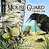Mouse Guard Black Axe #1