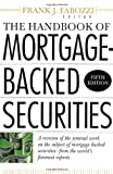 img - for The Handbook of Mortgage Backed Securities book / textbook / text book