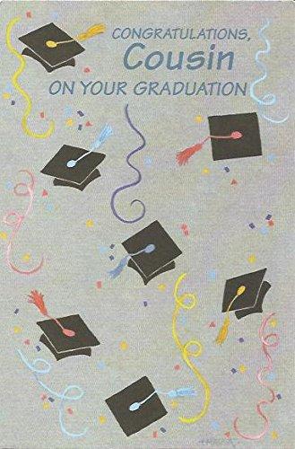 congratulations cousin on your graduation