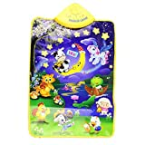 Voberr®Baby Kid Game Toys Animal Musical Touch Play Singing Gym Carpet Mat Baby Music Mat