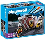 PLAYMOBIL 4867 - Lion Knight's Ballista + 4873 - Falcon Knights Troop