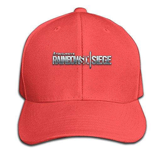 wency-cappellino-da-baseball-uomo-red-taglia-unica