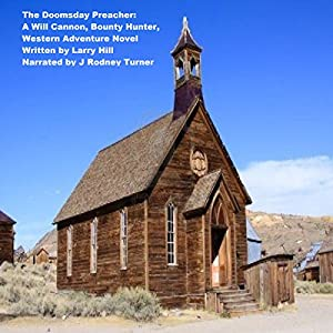 The Doomsday Preacher Audiobook