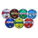 National Team Soccer Ball, Country Series