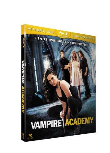 Vampire Academy [Internacional] [Blu-ray]