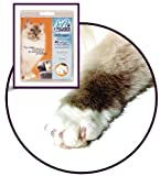 Soft Claws for Cats - CLS (Cleat Lock System), Size Medium, Color Clear