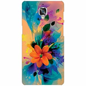 Printland OnePlus 3 Back Cover