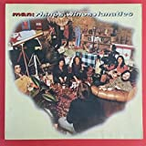 MAN Rhinos Winos Lunatics LP Vinyl VG++ Cover VG+ GF 1974 GEMA UAS 29 631I