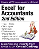 img - for Excel for Accountants, Second Edition book / textbook / text book