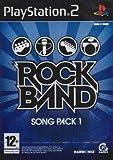 echange, troc Rockband song pack 1