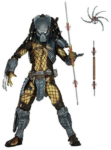 "NECA Predator Series 15 Ancient Warrior Action Figure, 7"""