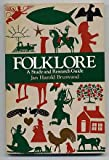 img - for Folklore: A Study and Research Guide book / textbook / text book