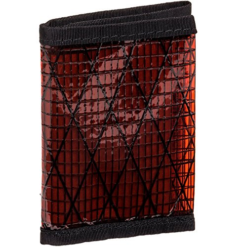 flowfold-mens-sailcloth-slim-front-pocket-trifold-wallet-red