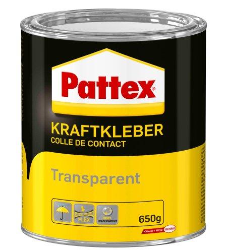 pattex-transparent-650g