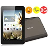 ViewSonic ViewPad N710 8GB Quad Core DDR3 1GB 7inch Capacitive Android 4.0 Tablet PC With GPS & Camera & Bluetooth...