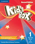 Kid's Box Level 1 Activity Book with...