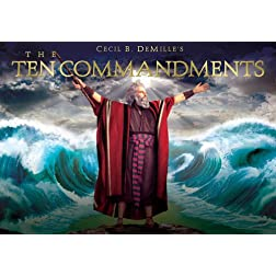 Ten Commandments [Blu-ray]