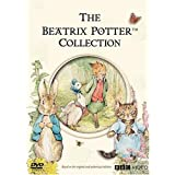 The Beatrix Potter Collection: Tale of Peter Rabbit & Friends / Tale of Pigling Bland & Other Stories / Tale of Mrs. Tiggy Winkle & Mr. Jeremy Fisher & Other Stories ~ BBC Video