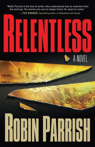 Relentless — The Dominion Trilogy: Book 1