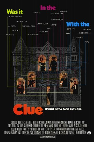 clue-11x17-inch-28-x-44-cm-movie-poster