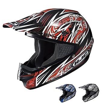 Hjc CS-MX CSMX Scourge Mc-1 SIZE:XXL Off Road Motorcycle Helmet