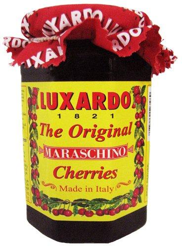 Luxardo Gourmet Maraschino Cherries - 360g Jar