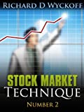 img - for Stock Market Technique Number 2 book / textbook / text book