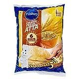 アタ 全粒粉 Pillsbury 1kg CHAKKI ATTA チャッキ アター 小麦粉 業務用