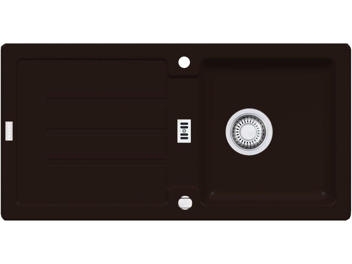 Franke Strata STG 614 Chocolate Granitspüle Braun Küchenspüle Einbau Spülbecken  BaumarktKritiken und weitere Informationen