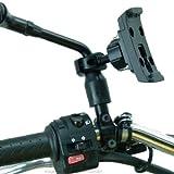 Motorcycle / Bike / Motorbike Mirror Stem GPS Mount for Garmin Zumo 340LM, 350LM, 390LM