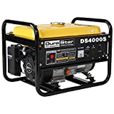 Generators DuroStar DS4000S Gas Powered 4000 Watt Portable Generator - RV Camping Standby