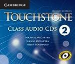 Touchstone Level 2 Class Audio CDs (4)