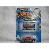 Hot Wheels Color Shifters Creatures~ 57 Chevy ~ Colors Vary