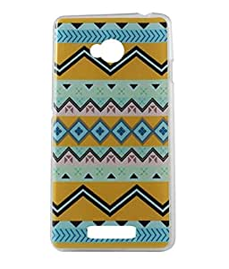 Exclusive Soft Silicon Back Case Cover For Sony Xperia C S39H - Pattern Design 4